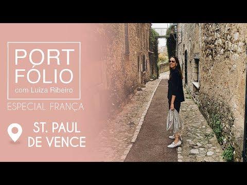 Portfólio - ESPECIAL FRANÇA - St. Paul de Vence