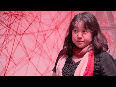 Ferenczy Múzeumi Centrum Chiharu Shiota: Emlékeső bemutatkozás