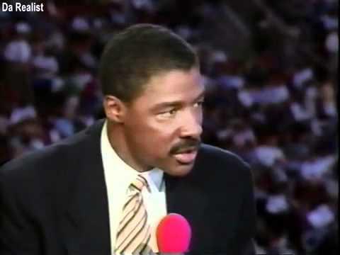 Dr  J, Magic and Bird discuss the 96 Bulls