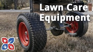 Do My Own Lawn Care - Lawn Equipment