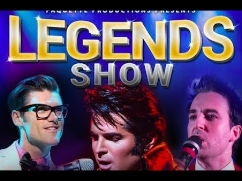 Legends Show with Buddy, Elvis, Motown and 50's & 60's