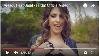 Скачать Arezou Feat Omid Farda Official Video
