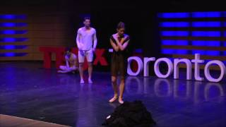 Challenging gender stereotypes | Robert Binet/The National Ballet of Canada | TEDxToronto
