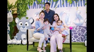 Baby ALAS Welcoming Party, Son of Aljur Abrenica and Kyle Padilla