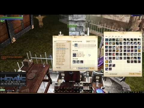 ArcheAge Encyclopedia Room Teleport Circle | FunnyDog TV