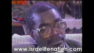 Interview of Elder Shadrock Porter (Guyana 1994)