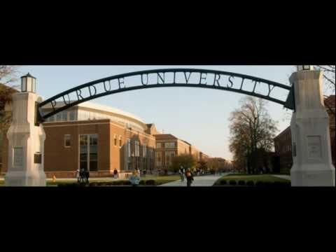 Purdue Varsity Glee Club - Hail Purdue Song