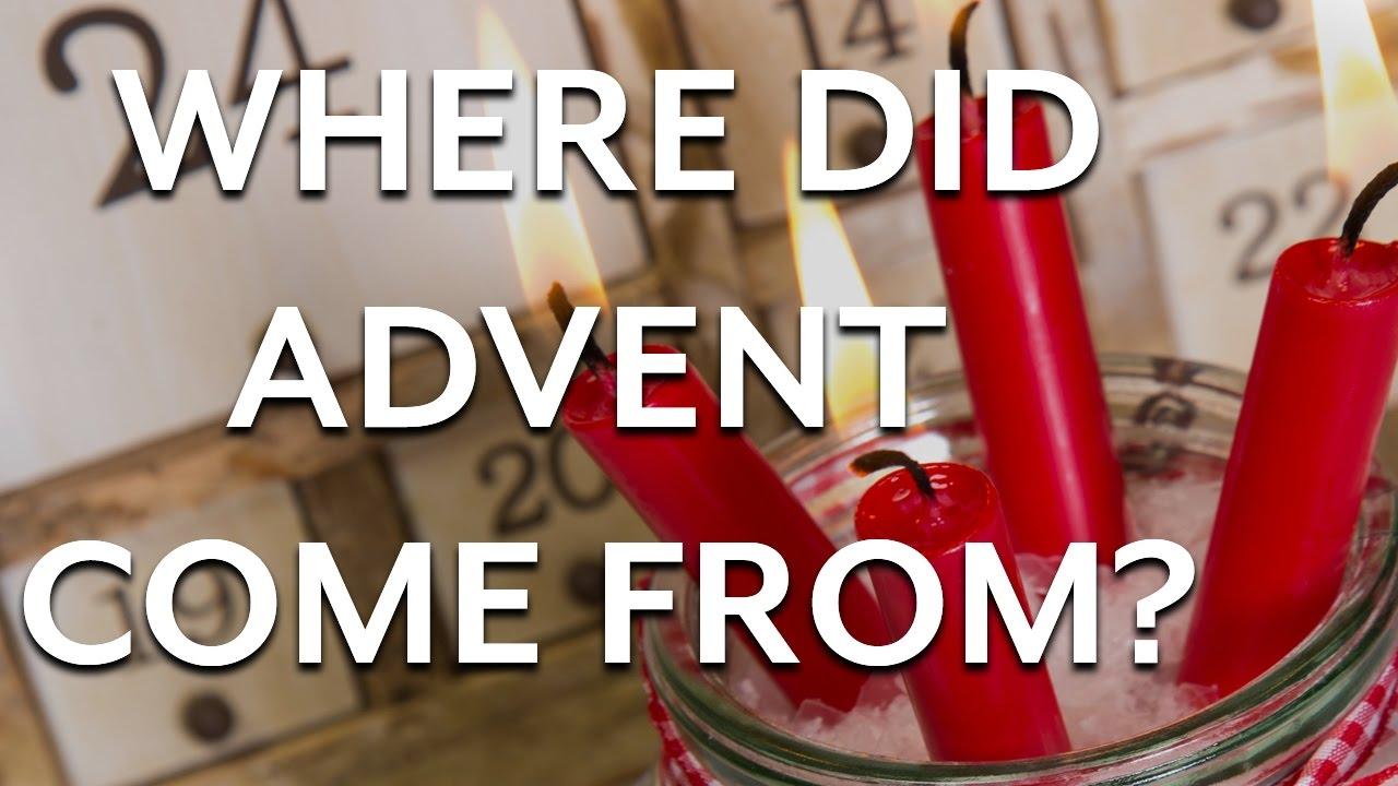 Christmas season starts with Advent