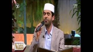 Bursa Edebali Camii Baş İmam Hatibi Mehmet Yazar'dan Kuran Ziyafeti