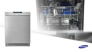 Half Load Wash Dishwasher By Samsung