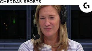 Logitech G x Cheddar Sports: Ann Hand on debunking myths on gaming