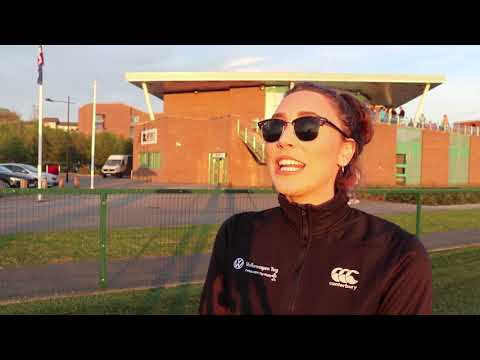 Irish Rugby TV: Tag Rugby Comes To University Of Limerick