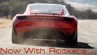 Fully Charged Live, LEAF Battery Fix, Rocket-Powered Tesla: TEN Episode 212