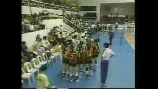 Vietnam vs Thailand - Set 1 || Women