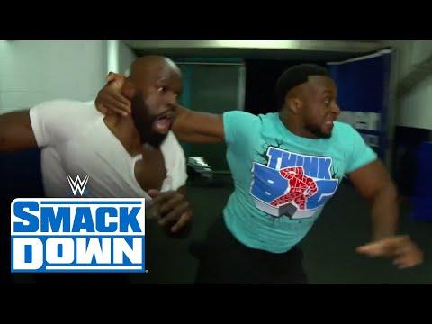 Big E chases down Apollo Crews: SmackDown, March 19, 2021