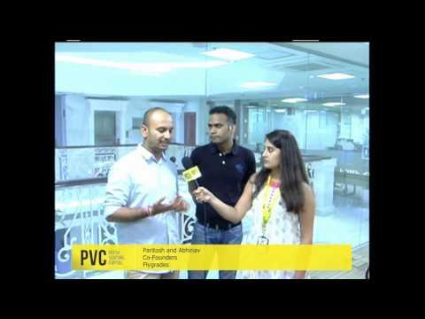Peesh Venture Capital Interview - Flygrades