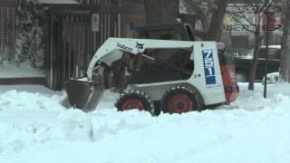 Garden City, Kansas Blizzard
