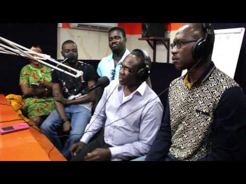 SMA INTERNATIONAL GUEST LIVE ON AFRI RADIO THE GAMBIA