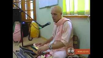 Шримад Бхагаватам 1.8.19 - Мадана Мохан прабху