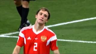 Россия - Хорватия 2:2 (3:4) - Обзор голов матча 1/4 финала ЧМ 2018