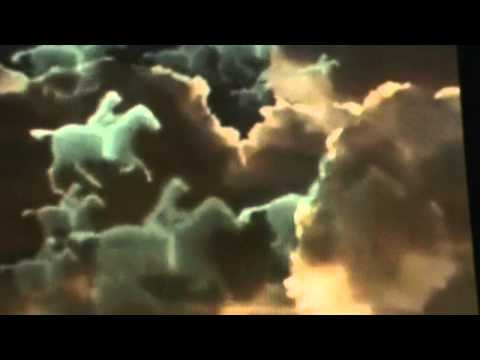 Cowboy Ghost Riders in the Sky Video by Johnny Cash