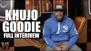Khujo on Goodie Mob, Outkast, CeeLo, 2Pac, Biggie, Losing His Leg (Full Interview)