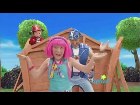 Lazy Town - Bing Bang (Hero For A Day)