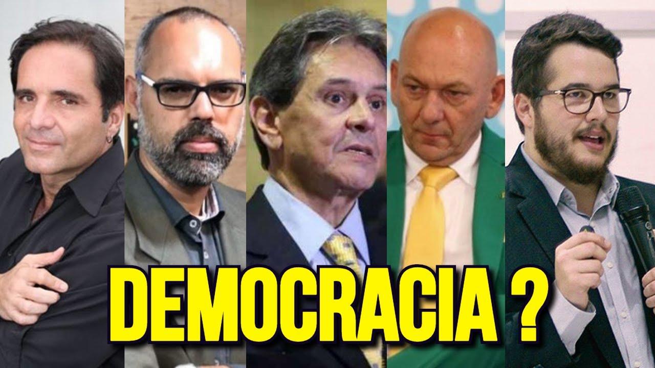 STF CENSURA APOIADORES DE BOLSONARO - YouTube