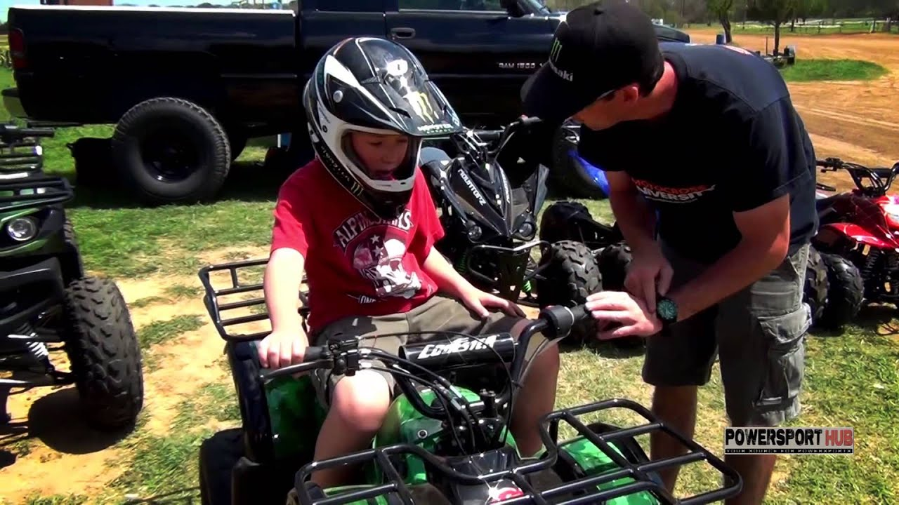 Kid ATVs  Cheap ATVs  TaoTao Jetmoto ATV Parts  Online