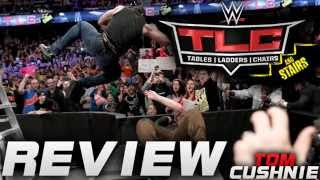 WWE TLC 2014: Tables, Ladders And Chairs ... And Stairs! Review