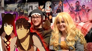 rwby volume 4 chp 8 reaction a series of unfortunate events