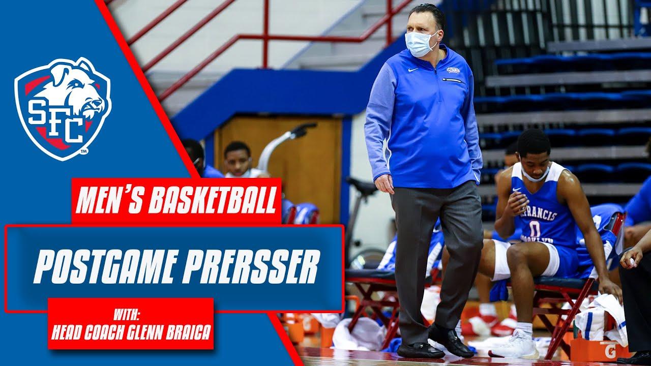 Postgame Presser W/ Head Coach Glenn Briaca