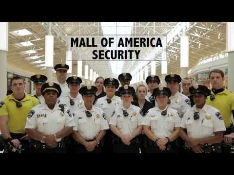 Mall of America Security: Protect, Train, Lead.