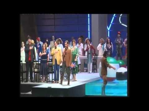 Rossini, Il viaggio a Reims - Inno inglese - Mirco Palazzi mp3