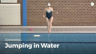 How to Jump in Water | Fear of Water