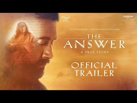 The Answer Movie Official Trailer | Victor Banerjee, Leonidas Gulaptis | Coming 2019