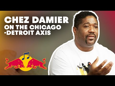 Chez Damier Lecture  (Melbourne 2006) | Red Bull Music Academy