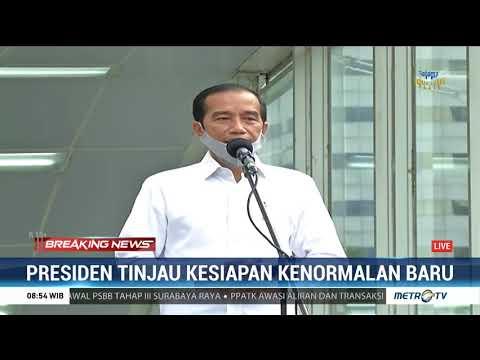 Disiplinkan Warga, Jokowi
