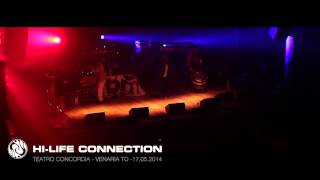 Hi Life Connection live at Concordia Theater - 2014 - Danger