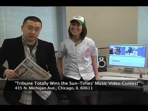 Trib takes the Sun Times' prize