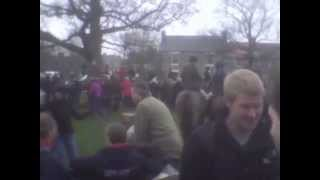 boxing day  hunting the zetland hunt  2014