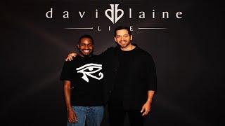 I Met David Blaine