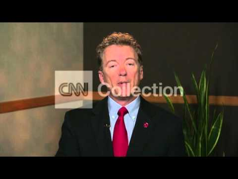 RAND PAUL:WHITE HOUSE HACK-GREAT CONCERN