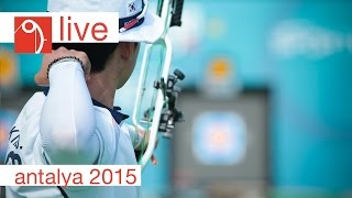 Live Session: Compound Finals | Antalya 2015