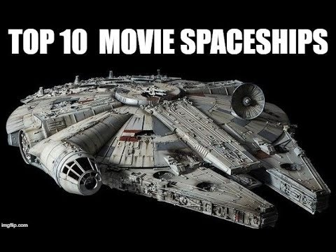 The Top 10 Movie Spaceships