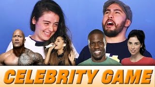 Celebrity Name Game - SourceFed Plays