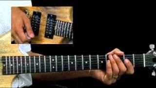 Blues Soloing - #12 Hamburger Meat - Blues Guitar Lessons - Chris Buono