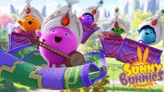 Cartoons for Children | SUNNY BUNNIES - THE MAGIC CARPET BAND | Funny Cartoons For Children