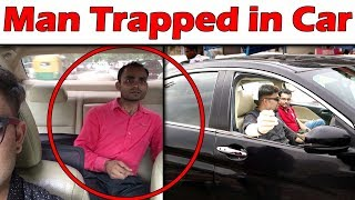 Video Blind Man Driving Car Prank Part2 | Pranks in India 2018 | Unglibaaz download MP3, 3GP, MP4, WEBM, AVI, FLV Agustus 2018