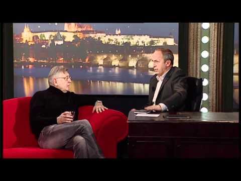 1. Jiří Menzel - Show Jana Krause 13. 1. 2012